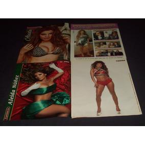 Aleida Nuñez Nunez Lote De Coleccion De Recortes De Revistas