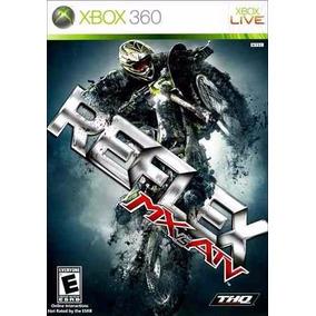 Mx Vs Atv Reflex Xbox 360 Mídia Física