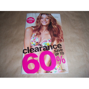 Victorias Secret Sexy Catalogo 2013 Bras Ligeros Pantys Bata