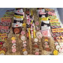 Candy Bar Golosinas Personalizadas Para 20 Chicos