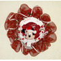Corona Navideña Mickey Disney Decoración Navidad Adornos
