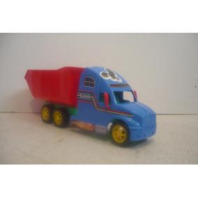 Camion De Volteo - Camioncito De Juguete - Camion Marca Gam