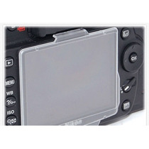 Nikon Protetor De Tela Lcd D90 Proteção Lcd Frete Gratis