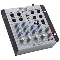 Mixer Ll Automix A502r 12 Volts Com Usb - Carro