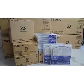 Midia Xdcam 23gb Pfd-23a Pfd23 Sony Original Zerada