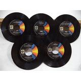 Joan Sebastian 5 Singles 45 Rom Perfecto Estado De Coleccion