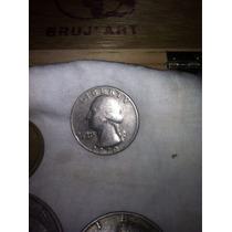 Moneda De 1970 Un Cuarto De Dólar