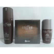 Kit Coffee Man Seduction O Boticário Promoção