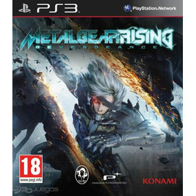 Metal Gear Rising Revengeance Español - Mza Games Ps3