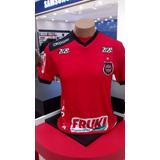 Camisa Brasil De Pelotas Oficial Kappa Vermelha
