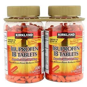 Kirkland Signature Ibuprofeno Ib 200 Mg Comprimidos 1000 Con
