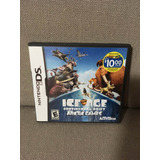 Jogo Game Era Do Gelo Contin Drift Arctic Games- Nintendo Ds