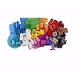 Balde Lego 10692 Peças Criativas 221 Pçs C/ Livro De Idéias