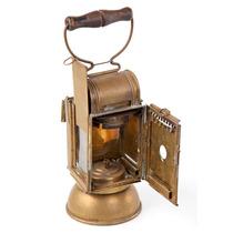 Lanterna / Lamparina Antiga Bem Rara.