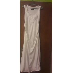 Liquidacion Vestido Futura Mamá Diseñourbano Forrado Liviano