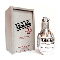 Arsenal Platinium Wood Edp - Perfume Masculino - 100 Ml