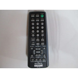 Control Remoto Para Tv Sony De Cinescopio