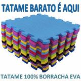 Tatame Eva 30cmx30cmx3mm O Barato É Aqui - Terra Fitness