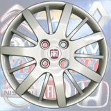Taza Rueda Fiat Palio Siena 14¨ 14 Rayos Ti4341 C/logo Fiat