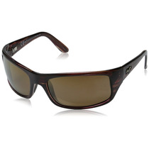 Gafas De Sol Maui Jim H202 Peahi-lente Marrón