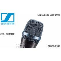 Globo Sennheiser Microfone E945 E835 E845 E845s E935 E900