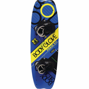Tabla De Wakeboard Body Glove Phase 5 Con Botas Brandon
