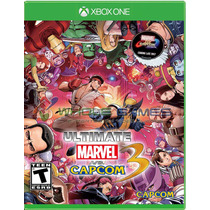 ¡ Ultimate Marvel Vs Capcom 3 Para Xbox One En Wholegames !