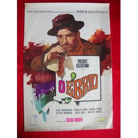 Cartaz Do Filme: O Ébrio - Vicente Celestinio - 1946