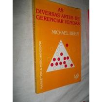 Livro - As Diversas Artes De Gerenciar Vendas
