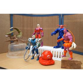 X-men Clasicos Lote 5 Figura D Los 90s P Compra Lee Anuncio