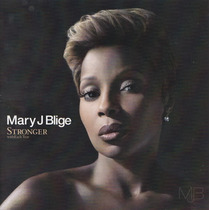 Marie J Blige Stronger Witheach Cd Nuevo Original En Stock