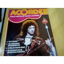 Revista Fasc. Acorde Violão E Guitarra Aula 31 Brian May