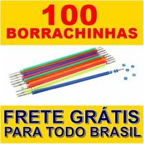 Borrachinhas Para Aparelho Ortodôntico 100 Un (frete Grátis)