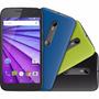 Compre Celular Motog3 16 Gb Colors E Ganhe Sd Ou Fone Extra