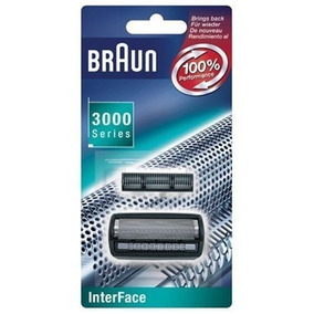 Combipack Afeitadora Electrica Braun Serie 3000