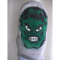 Material Didactico Cumpleaños Fiesta Infantil Hulk