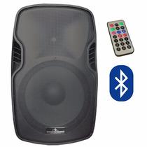 Bafle Bi Amplificado 15 Usb/sd Radio Fm 8000w Wahrgenomen