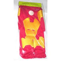 Iron Man Disfraz Para 2 - 4 - 6 - 8 - 10 Y 12 Años