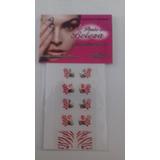 100 Cartelas De Adesivo Artesanal Lindos Modelos