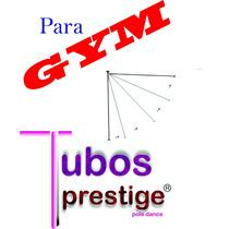 Tubo Para Pole Dance Giratorio (también Fijo) Plegable