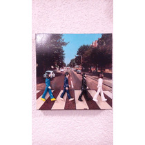 Cuadro The Beatles Pasta Cerámica Abbey Road Envío Gratis