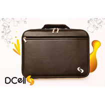 Maletín Portafolios Porta Notebook D-cell Business 15,6