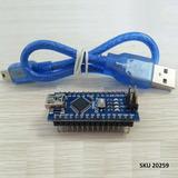 Arduino Nano 3.0 Atmel Atmega328 + Cable Usb
