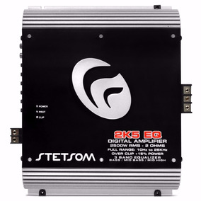 Modulo Amplificador Stetsom Vulcan 2k5 Eq 2500w Rms
