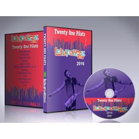 Dvd Twenty One Pilots - Lollapalooza 2015 Br