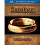 Blu-ray El Señor De Los Anillos Extended Edition