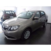 Renault Nuevo Logan Tasa 0% Entrega Asegurada !!fs