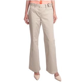 Pantalon Casual Vestir Tommy Hilfiger Dama Talla 10 Campana