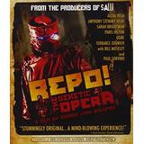 Blu-ray : Terrance Zdunich - Repo The Genetic Opera (, D...