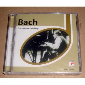 Glenn Gould Bach Variaciones Goldberg Cd Sellado / Kktus
